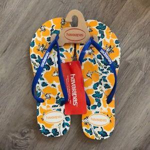 🆕Women's Havaianas Flip Flop Rubber Slippers